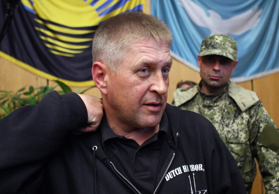 Wiaczesław Ponomariow /IGOR KOVALENKO /PAP/EPA