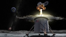 Wiadomo, kto będzie odpowiadał za powrót Amerykanów na Księżyc