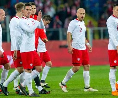 Wiadomo, z kim polscy piłkarze rozegrają kolejne mecze towarzyskie