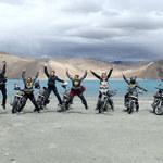 """<span class=""""highlight"""">Orlice</span> wylądowały. Kobiety na motocyklach w Himalajach!"""