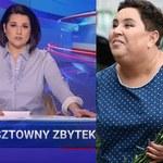 """""""Wiadomości"""" zaatakowały Dorotę Wellman. Chodzi o 700 tysięcy złotych! Gwiazda TVN odpowie?"""