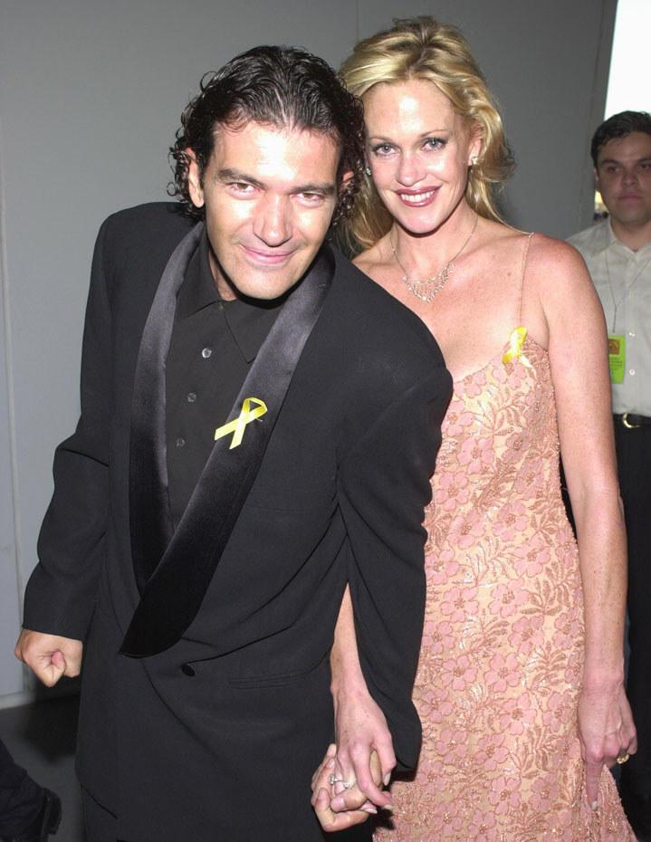 Wiążąc się ze sobą, oboje mieli na koncie nieudane małżeństwa /Getty Images/Flash Press Media
