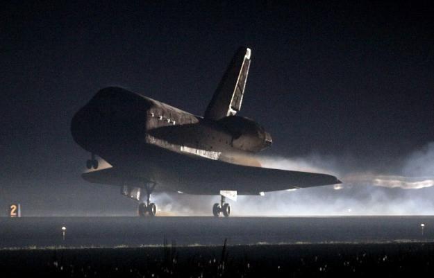 Wiązka przyciągająca na razie nie pozwoli na przyciągnięcie  staktu kosmicznego /AFP