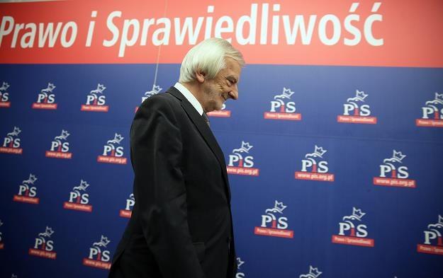 Wicemarszałek Sejmu Ryszard Terlecki (PiS) /PAP