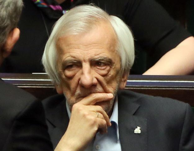 Wicemarszałek Sejmu Ryszard Terlecki /Tomasz Gzell /PAP