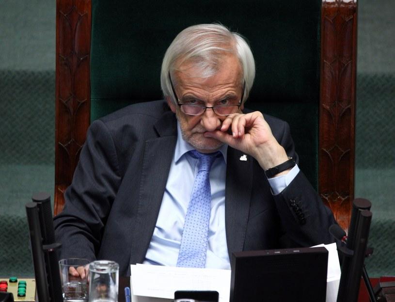 Wicemarszałek Sejmu Ryszard Terlecki /Stanisaw Kowalczuk /East News
