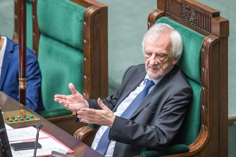 Wicemarszałek Sejmu Ryszard Terlecki /Andrzej Iwańczuk /Reporter