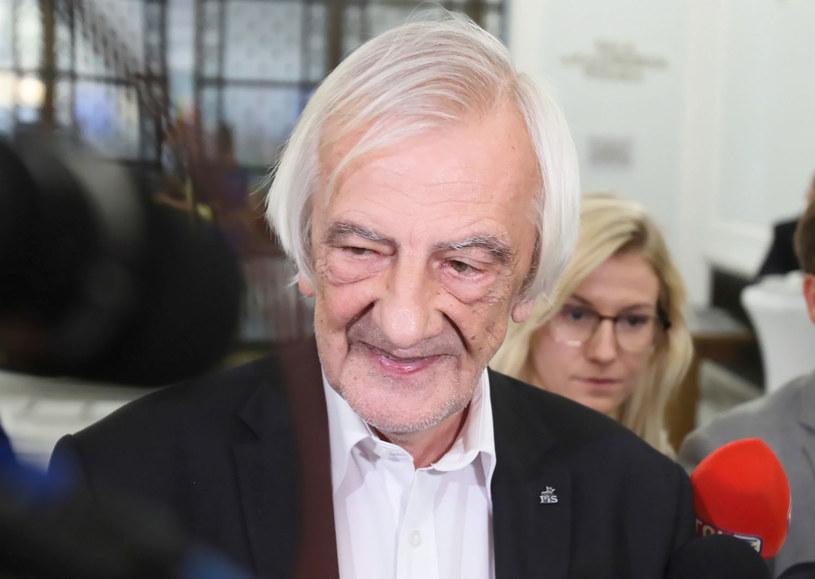 Wicemarszałek Sejmu Ryszard Terlecki /Leszek Szymański /PAP