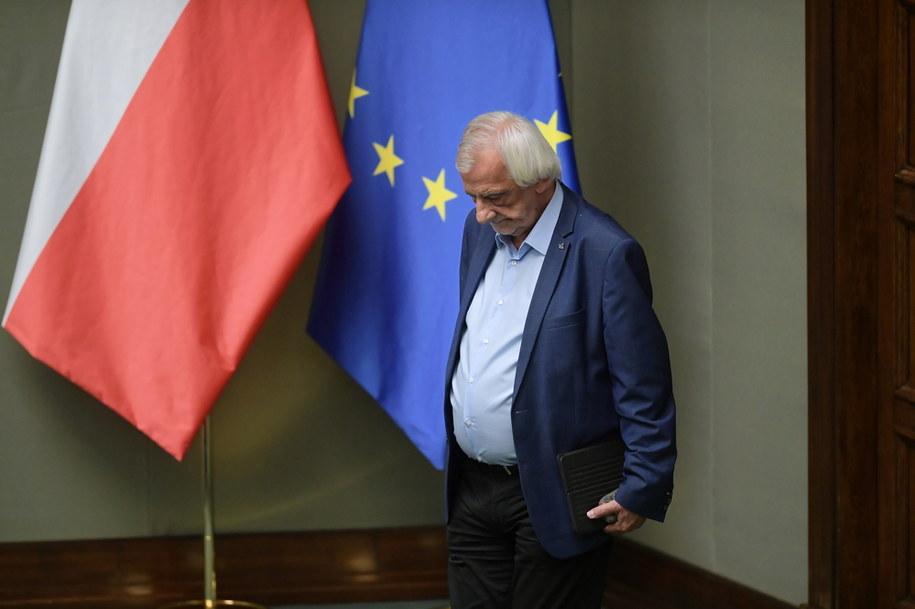 Wicemarszałek Sejmu Ryszard Terlecki / Marcin Obara  /PAP