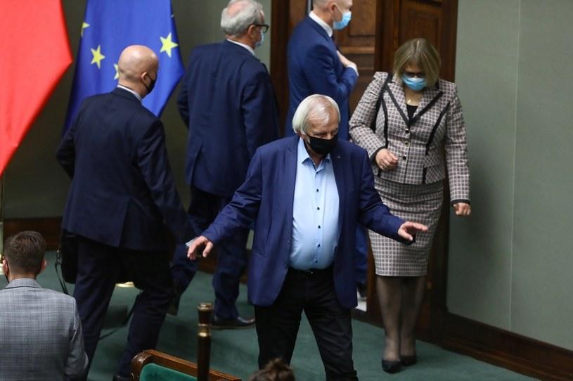 Wicemarszałek Sejmu Ryszard Terlecki /Rafał Guz /PAP