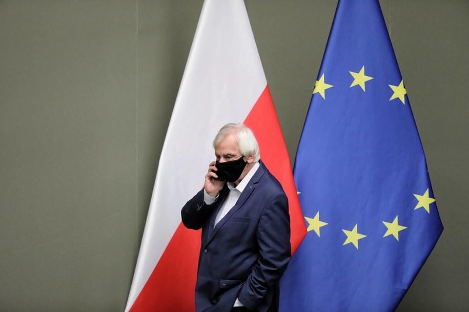 Wicemarszałek Sejmu Ryszard Terlecki /Wojciech Olkuśnik /PAP