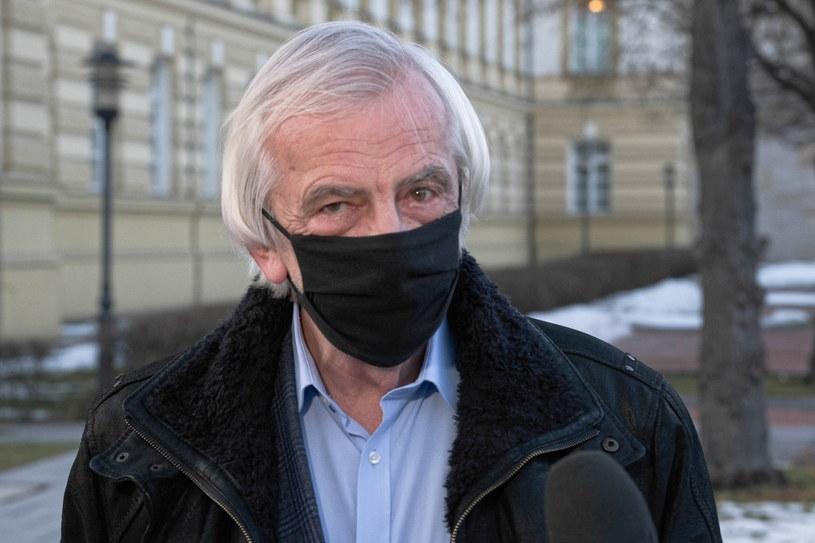 Wicemarszałek Sejmu Ryszard Terlecki /Mateusz Marek /PAP