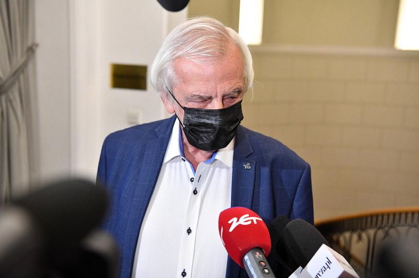 Wicemarszałek Sejmu Ryszard Terlecki /Piotr Nowak /PAP