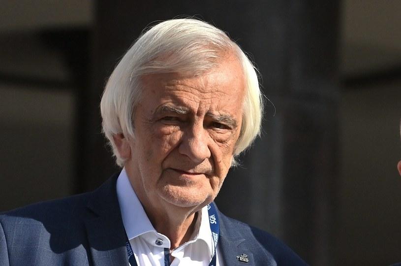 Wicemarszałek Sejmu Ryszard Terlecki /Artur Barbarowski /East News