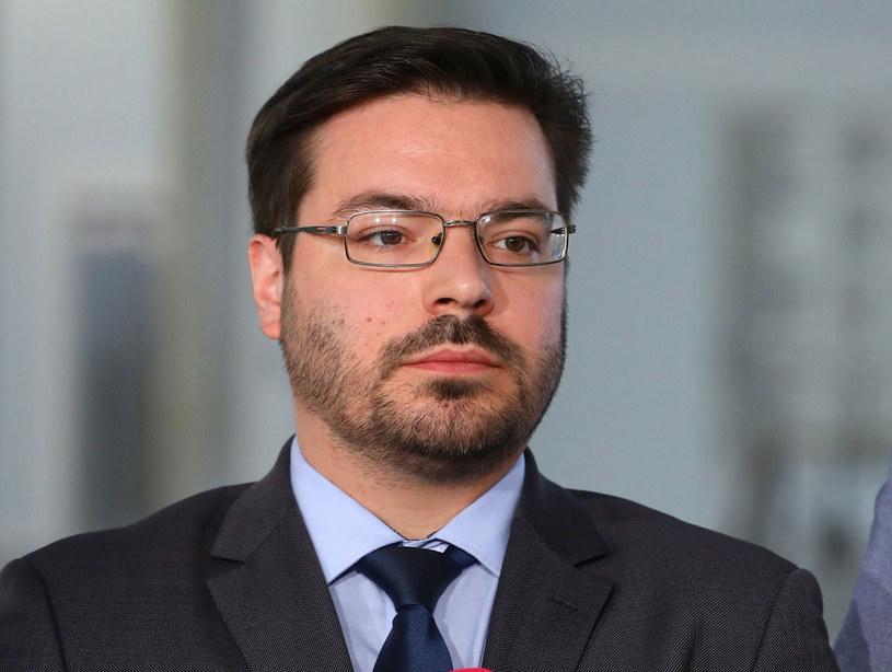 Wicemarszałek Sejmu Stanisław Tyszka /Rafał Guz /PAP