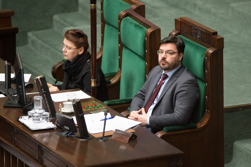 Wicemarszałek Sejmu Stanisław Tyszka /Zbyszek Kaczmarek /Reporter