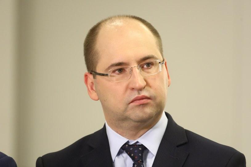 Wicemarszałek Senatu Adam Bielan /STANISLAW KOWALCZUK /East News