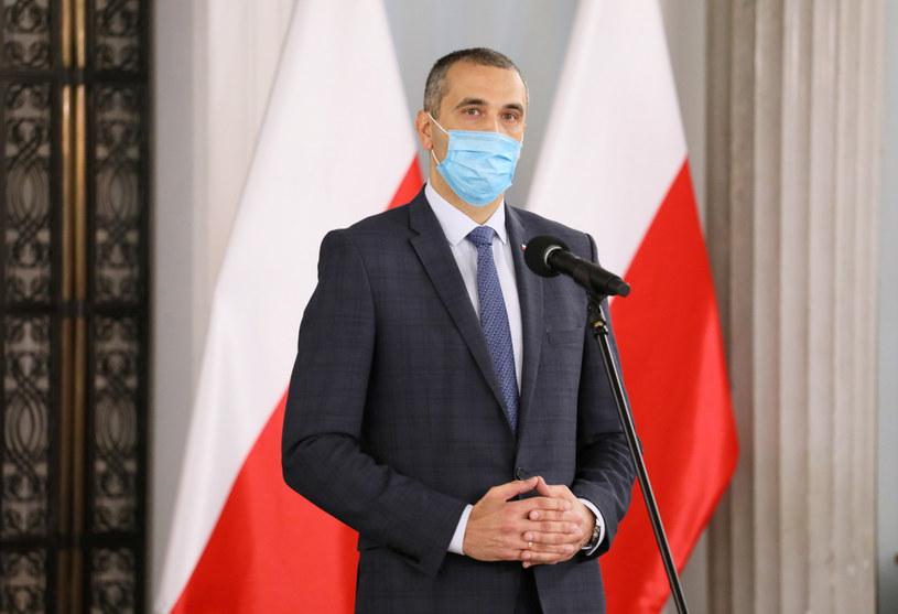 Wicemarszałek Senatu Marek Pęk /Jakub Kamiński   /East News
