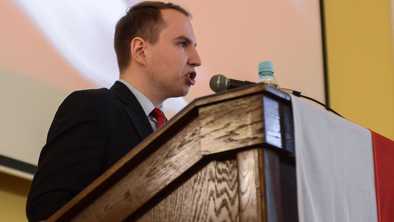 Wiceminister Adam Andruszkiewicz zapowiada pozwy