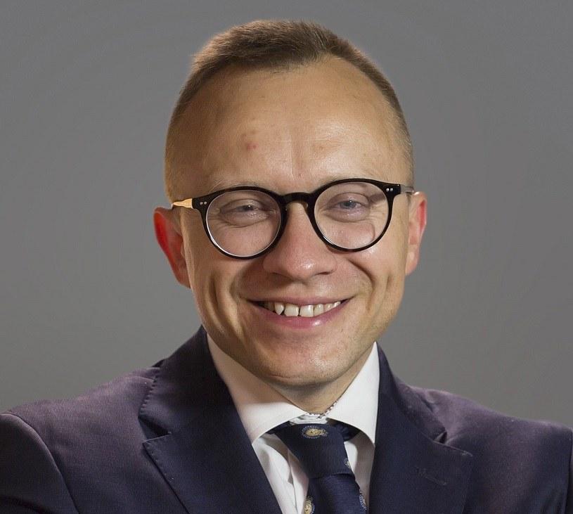 Wiceminister aktywów państwowych Artur Soboń /Ewa Mielczarek /Getty Images
