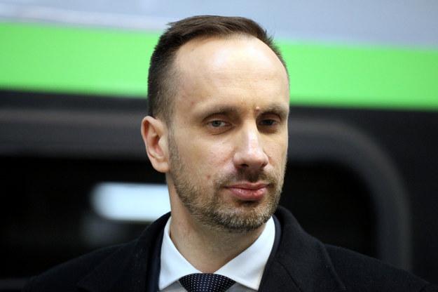 Wiceminister aktywów państwowych Janusz Kowalski /Jakub Kaminski/East News /East News
