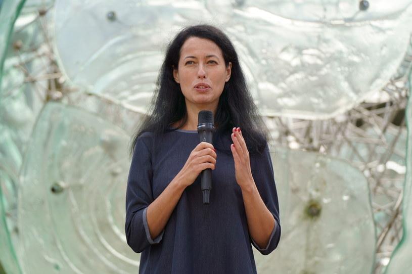 Wiceminister edukacji i nauki Anna Budzanowska /Anatol Chomicz /Agencja FORUM