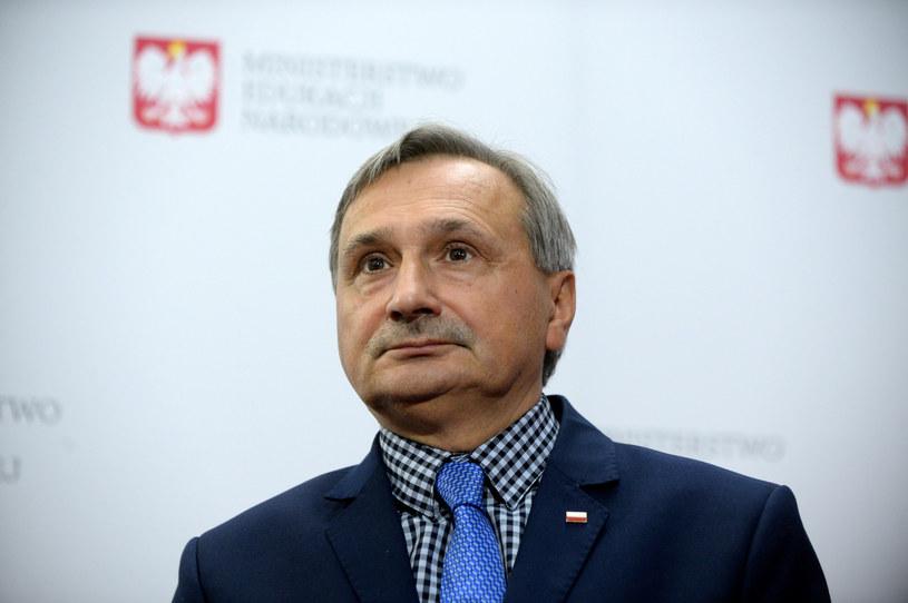 Wiceminister edukacji Maciej Kopeć /Jan Bielecki /East News