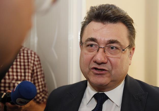 Wiceminister energii Grzegorz Tobiszowski /PAP