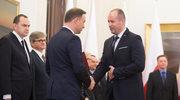 Wiceminister finansów Konrad Raczkowski odwołany