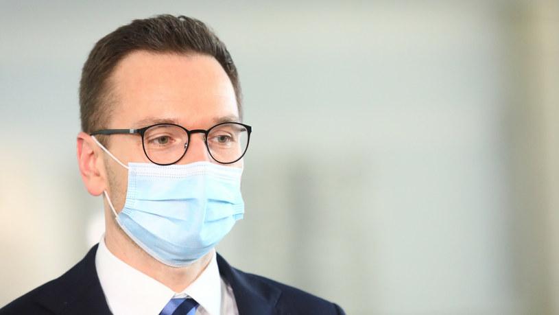 Wiceminister funduszy Waldemar Buda /Tomasz Jastrzębowski /Reporter