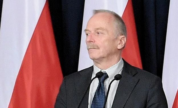 Wiceminister infrastruktury Marek Chodkiewicz /PAP