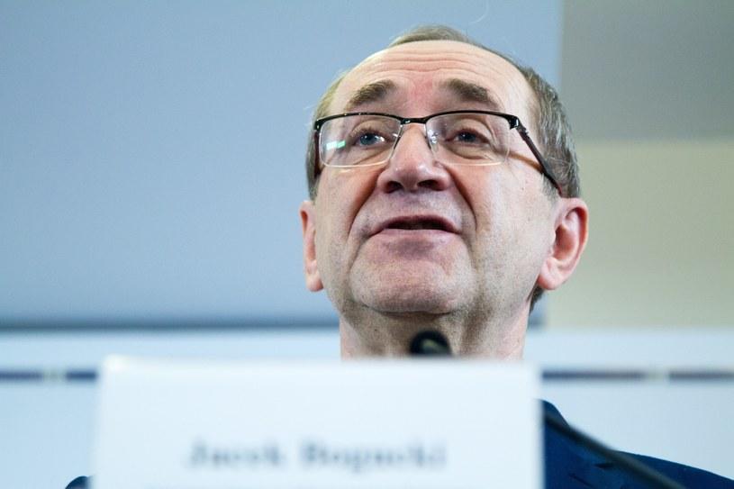 Wiceminister Jacek Bogucki odchodzi z resortu rolnictwa /Pawel Wisniewski /East News