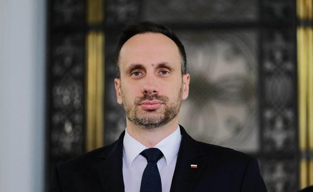Wiceminister Janusz Kowalski zakażony koronawirusem