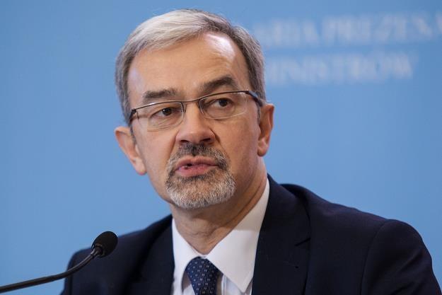 Wiceminister Jerzy Kwieciński. Fot. Aleksandra Szmigiel /Reporter