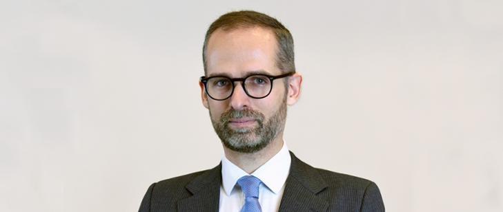 Wiceminister klimatu Adam Guibourgé-Czetwertyński /https://www.gov.pl/web/klimat /