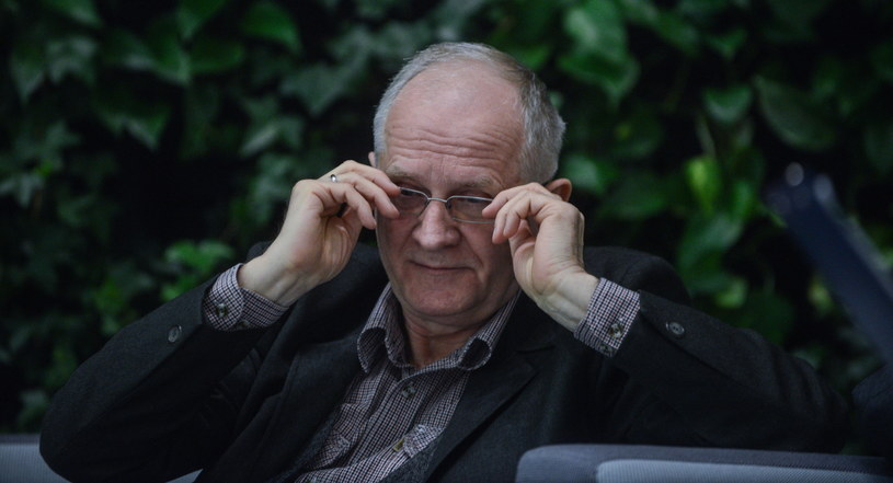 Wiceminister kultury Krzysztof Czabański /Jakub Kamiński   /PAP