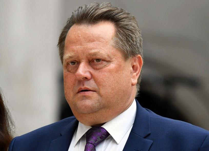 Wiceminister MSWiA Jarosław Zieliński /Artur Barbarowski /East News
