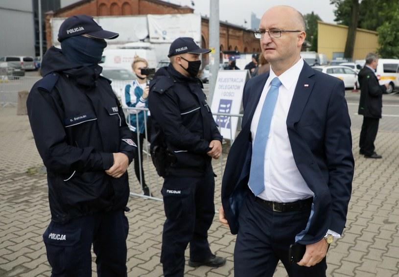 Wiceminister MSZ Piotr Wawrzyk /Jakub Kamiński   /East News