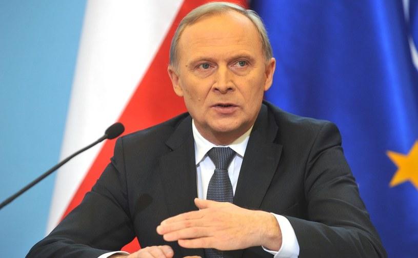 Wiceminister obrony Czesław Mroczek /Witold Rozbicki /East News