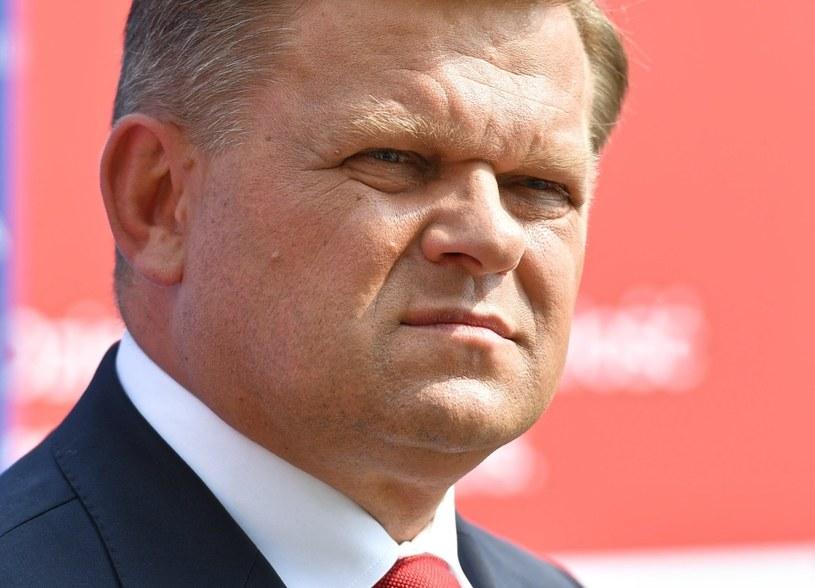 Wiceminister obrony narodowej Wojciech Skurkiewicz / Piotr Polak    /PAP