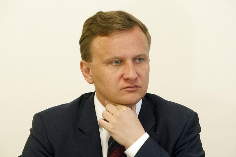Wiceminister rodziny i pracy Bartosz Marczuk /Krzysztof Szymczak/POLSKA PRESS /East News