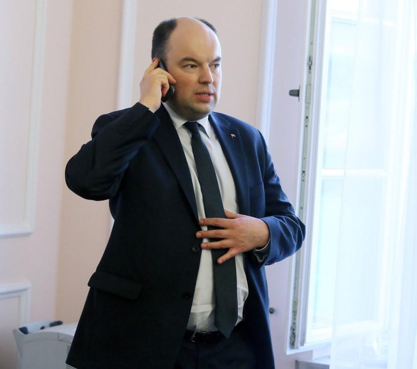 Wiceminister spraw zagranicznych Jan Dziedziczak /Tomasz Gzell /PAP