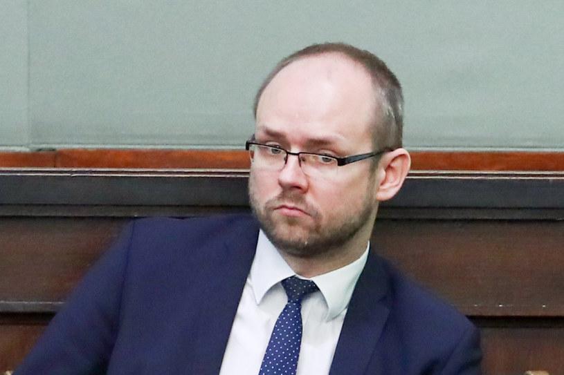 Wiceminister spraw zagranicznych Marcin Przydacz /Andrzej Iwańczuk /Reporter