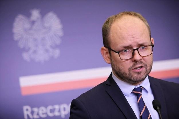 Wiceminister spraw zagranicznych Marcin Przydacz / Leszek Szymański    /PAP