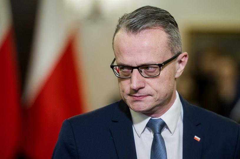 Wiceminister spraw zagranicznych Marek Magierowski /Rafał Oleksiewcz /East News