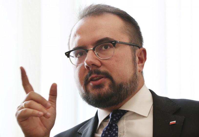 Wiceminister spraw zagranicznych Paweł Jabłoński /AP Photo/Czarek Sokolowski /East News