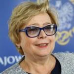 Wiceminister sprawiedliwości: Apeluję do prof. Gersdorf, żeby się opamiętała
