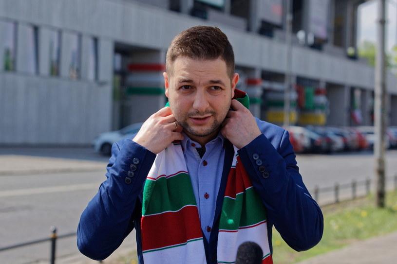 Wiceminister sprawiedliwości, kandydat PiS na prezydenta Warszawy Patryk Jaki, /Adam Guz /PAP