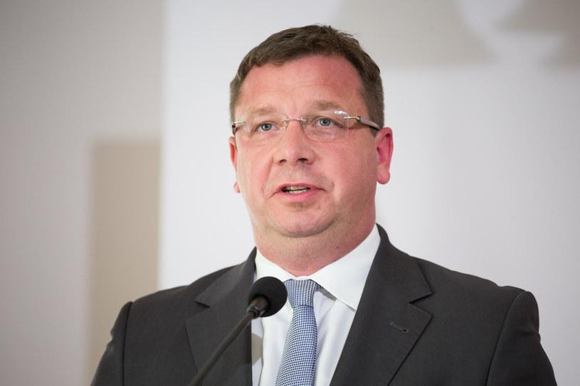 Wiceminister sprawiedliwości Michał Wójcik /Mateusz Wlodarczyk /Agencja FORUM
