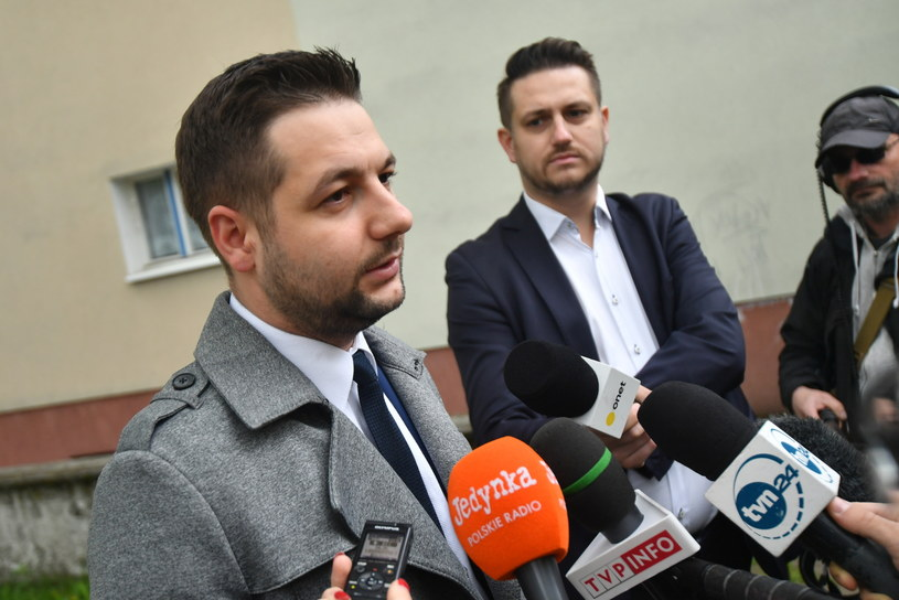 Wiceminister sprawiedliwości, przewodniczący komisji weryfikacyjnej ds. reprywatyzacji Patryk Jaki /Bartłomiej  Zborowski /PAP
